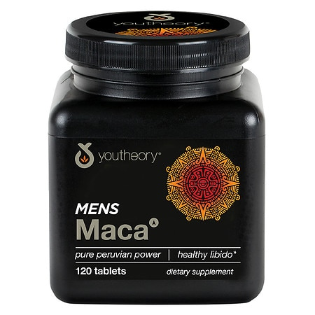 Youtheory Mens Maca - 120 ea