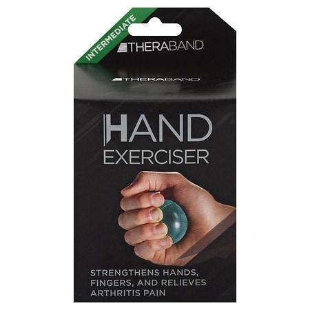TheraBand Hand Exercizer Intermediate - 1 ea