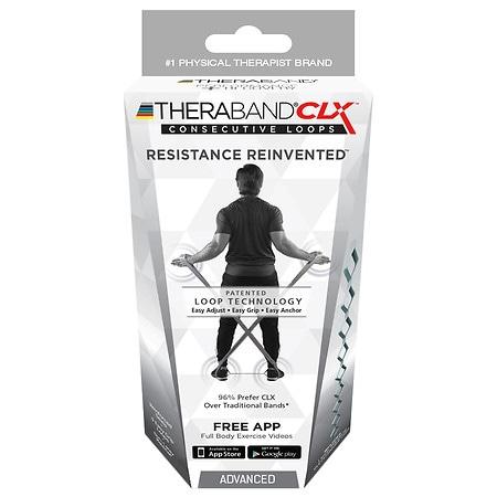 TheraBand CLX - Advanced 5' - 1 ea