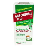 Absorbine Jr Pain Relieving Liquid
