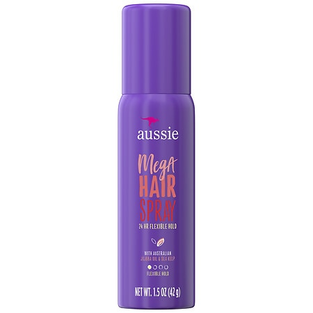 Aussie Mega Hairspray - 1.5 oz.
