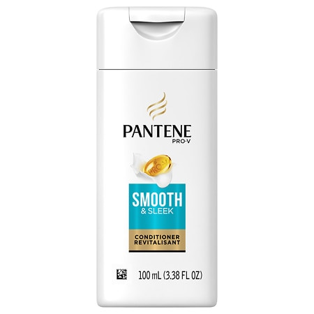 Pantene Smooth & Sleek Conditioner - 3.38 oz.