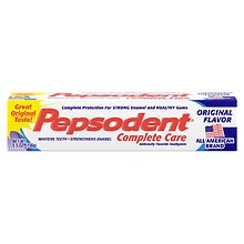 pepsodent coupon
