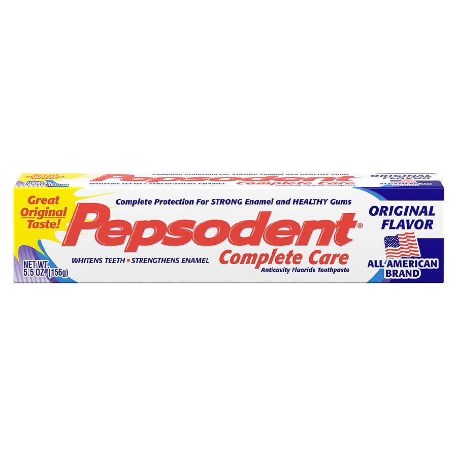 pepsodent website