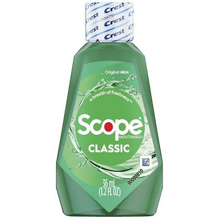 Scope Mouthwash Mint - 1.2 oz.