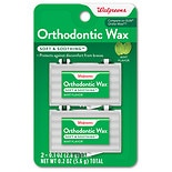 Walgreens Ortho Wax Solid