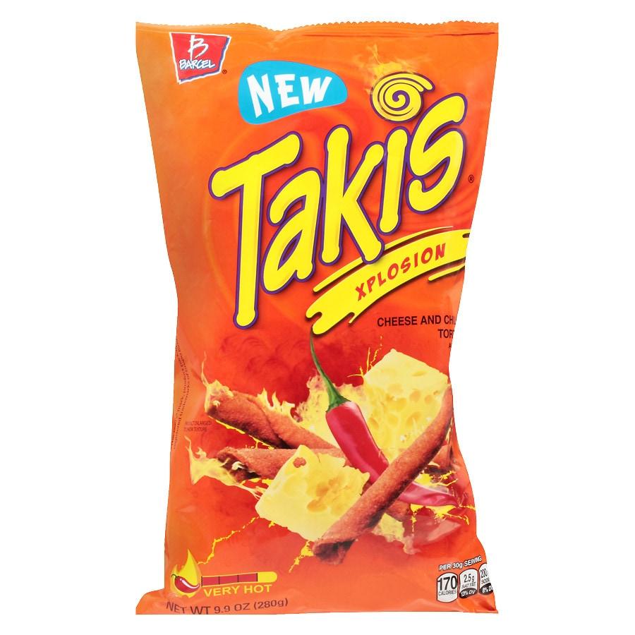 takis tortilla chips xplosion