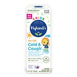 Hyland's 4Kids Cold 'n Cough Grape