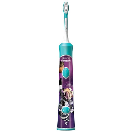 Philips Sonicare For Kids Bluetooth Connected Rechargeable Electric Toothbrush, HX6321/05 - 1 ea