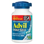 Advil Easy Open Liquid-Gels Ibuprofen Pain Reliever & Fever Reducer Capsules