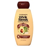 Garnier Whole Blends Shampoo with Avocado Oil & Shea Butter Extracts, For Dry Hair