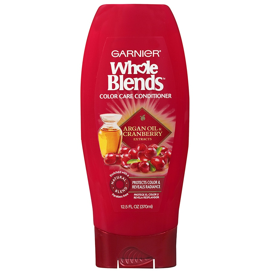 Garnier Whole Blends Conditioner With Argan Oil Cranberry Extracts