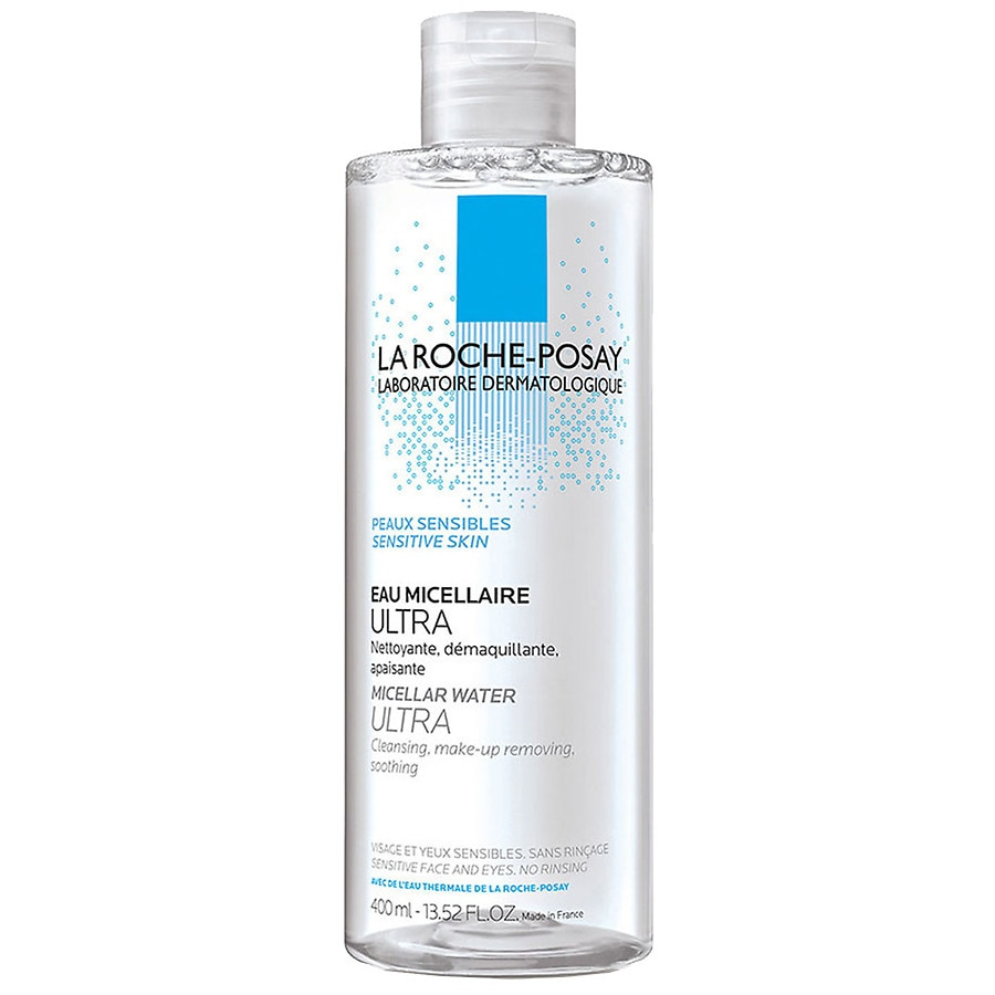 La Roche Posay Micellar Water Ultra Face Cleanser And Makeup Remover Walgreens