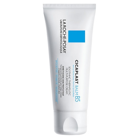 La Roche-Posay Cicaplast Baume B5 Soothing Multi Purpose Cream for Dry Skin - 1.35 oz.