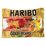 Haribo Gummy Bears Strawberry