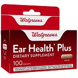Walgreens Ear Health Plus Caplets
