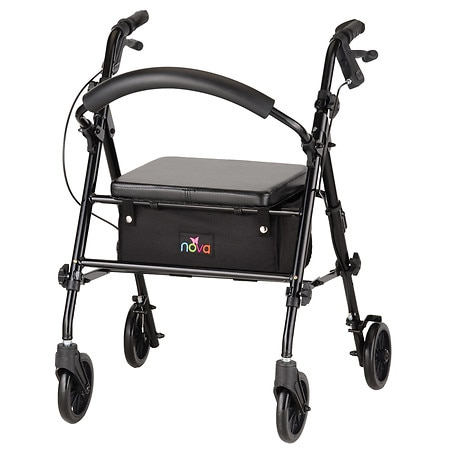 Nova Journey Rolling Walker - 1 ea