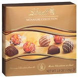 Lindt Gold Chocolates Gift Sample Box