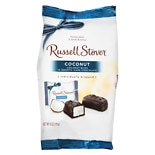 Russell Stover Coconut Bites in Smooth Dark Chocolate