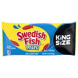 Swedish Fish Red Candy King Size