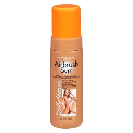 Sally Hansen Airbrush Sun Mousse - 5 oz.