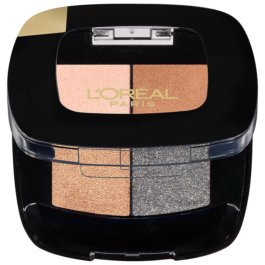 Loreal Paris Colour Riche Pocket Palette Eye Shadowfrench Biscuit