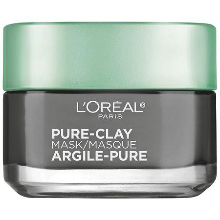 L'Oreal Paris Pure-Clay Mask Detox & Brighten - 1.7 oz.
