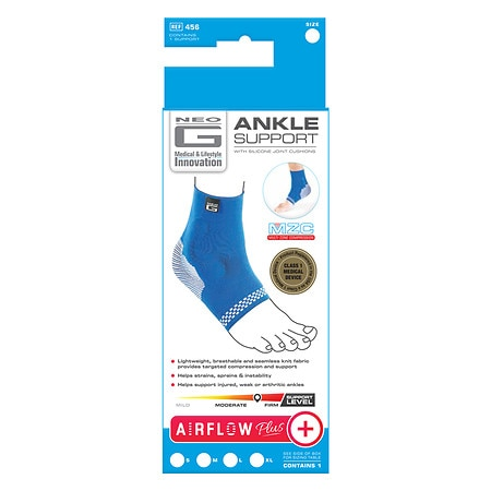 Neo G Airflow Plus Ankle Support - 1 ea