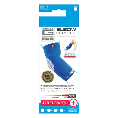 Neo G Airflow Plus Elbow Support Medium - 1 ea