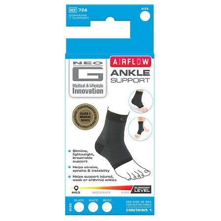 Neo G Airflow Ankle Support - 1 ea