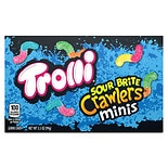 Trolli Sour Brite Crawlers Minis Theater Box