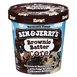 Ben & Jerry's Ice Cream Brownie Batter Core