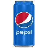 Pepsi Soda Can Cola