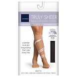 Sigvaris Truly Sheer Trouser Knee Highs Natural