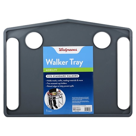 Walgreens Walker Tray - 1 ea