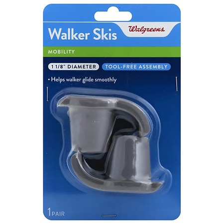 Walgreens Walker Skis - 1 pr