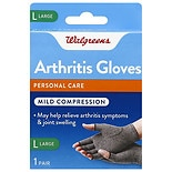 Walgreens Arthritis Gloves Gray