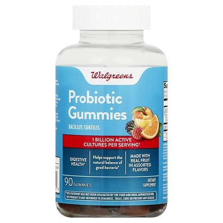 Acidophilus gummies