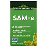 Finest Nutrition SAM-e Double Strength 400 mg Caps