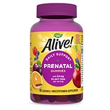Nature's Way Prenatal Multi-Vitamin Gummies Strawberry/ Lemon