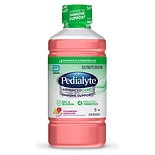 Pedialyte Advanced Electrolyte Solution Strawberry Lemonade