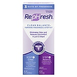 RepHresh Clean Balance Feminine Freshness Kit 2 Part Kit