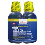 Walgreens Severe Cold/ Flu Nighttime Liquid