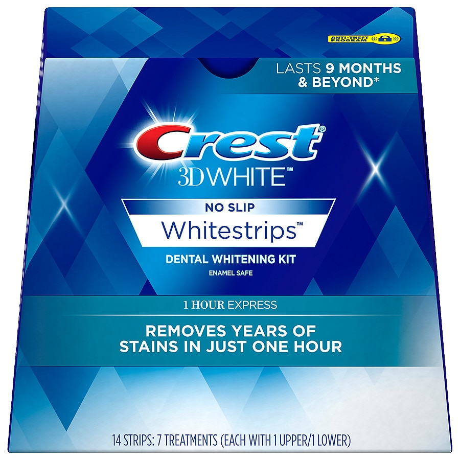 sleeping with whitening strips
