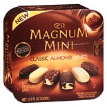 Magnum Mini Ice Cream Bars Classic/ Almond/ White