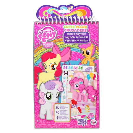My Little Pony Compact Portfolio - 1 ea