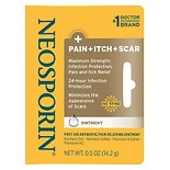 Neosporin Pain+Itch+Scar Multi-Action