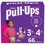 Huggies Pull-Ups Learning Designs Training Pants for Girls 3T - 4T