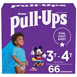 Huggies Pull-Ups Learning Designs Training Pants for Boys 3T - 4T