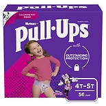 Huggies Pull-Ups Learning Designs Training Pants for Girls 4T - 5T
